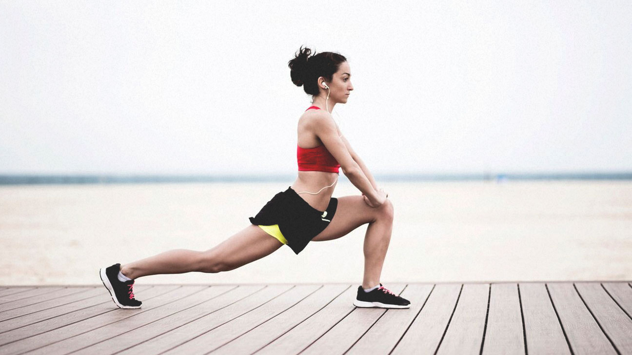 Isolation Training for Working Out From Home